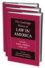 The Cambridge History of Law in America.
