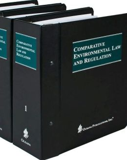 Comparative Environmental Law & Regulation