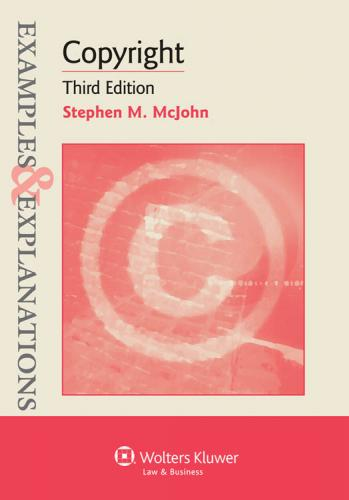 Copyright: Examples and Explanations