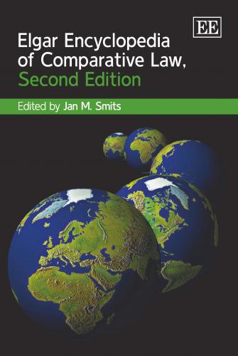 Elgar Encyclopedia of Comparative Law. 2nd ed.