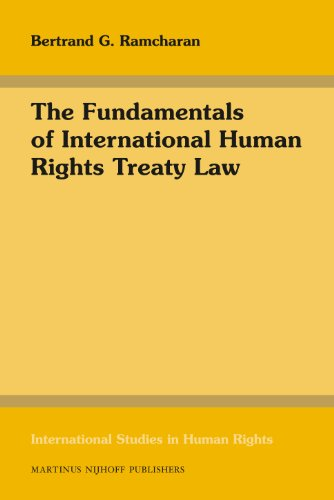 The Fundamentals of International Human Rights Treaty Law