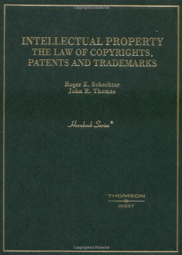 Intellectual property : the law of copyrights, patents, and trademarks