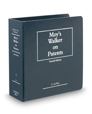 Moy's Walker on Patents