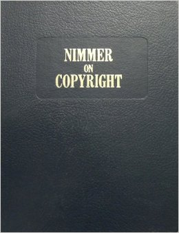 Nimmer on Copyright: A Treatise on the Law of Literary, Musical and Artistic Property