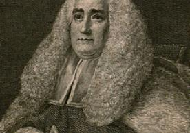 Portrait of Sir William Blackstone
