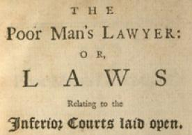 "New exhibit: ""350 Years of Rebellious Lawyering"""