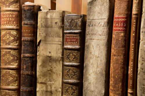 Taussig Collection of English Law