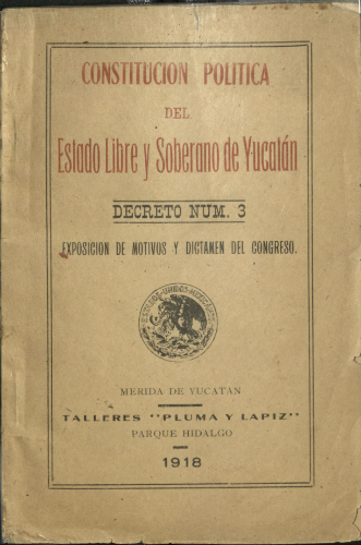 centennial of the mexican constitution lillian goldman law library
