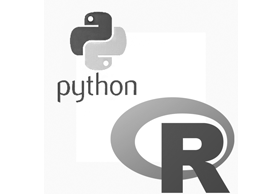 graphic logos of software languages