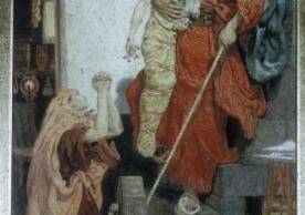 Elijah Restoring the Widow's Son