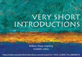 Library Tip: Very Short Introductions Series