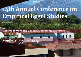14th Annual Conference on Empirical Legal Studies