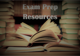 Library Tip: Exam Prep Resources