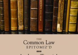 The Common Law Epitomiz'd