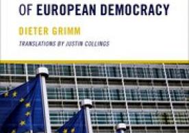 Book Cover: The Constitution of European Democracy